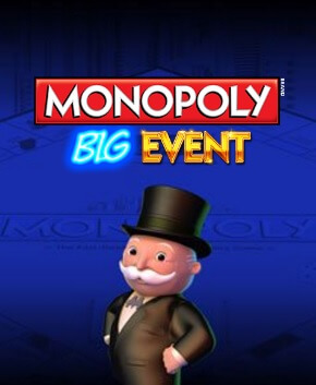 monopoly big event slot rtp %