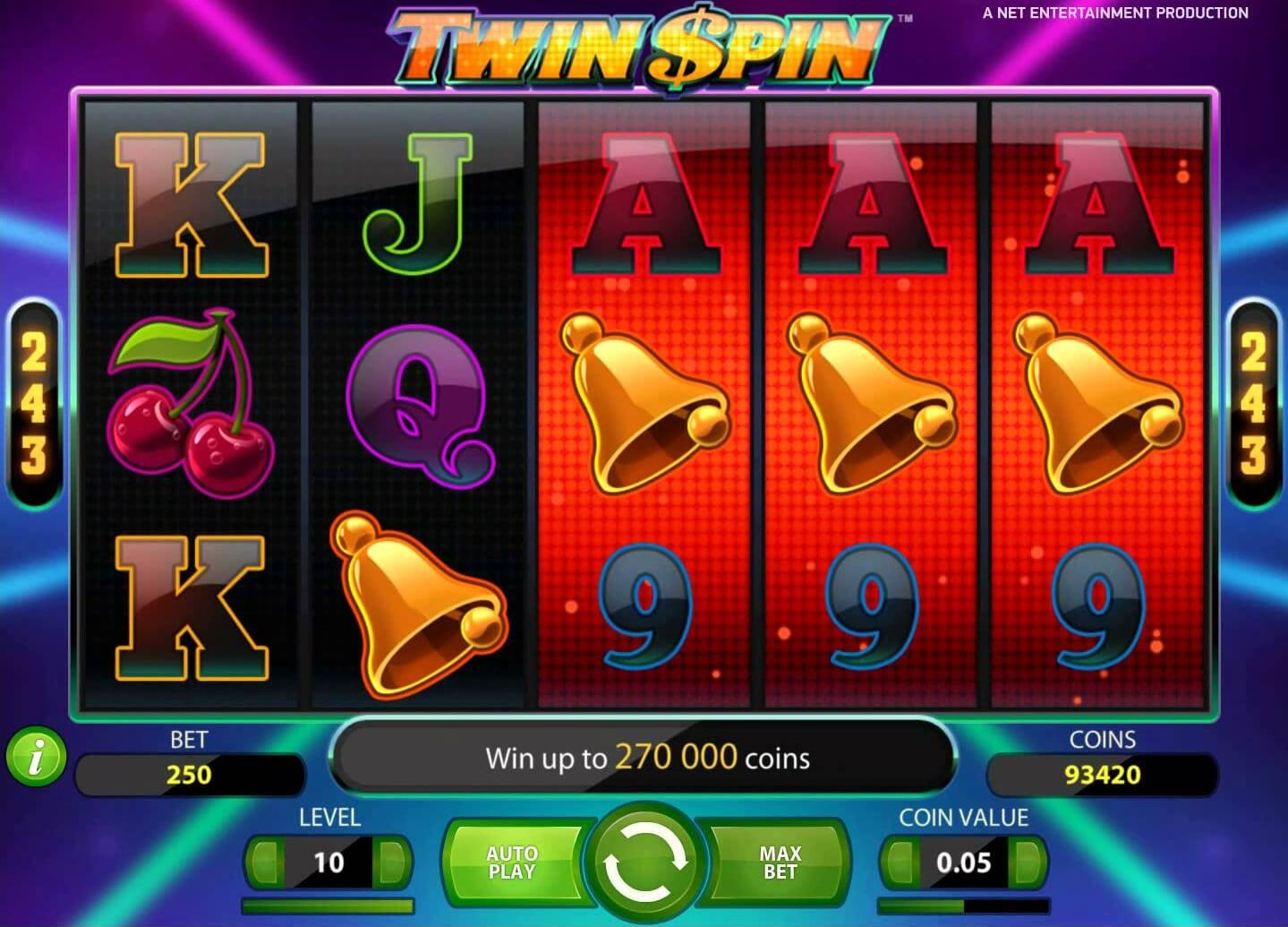 twin spin slot new slots site